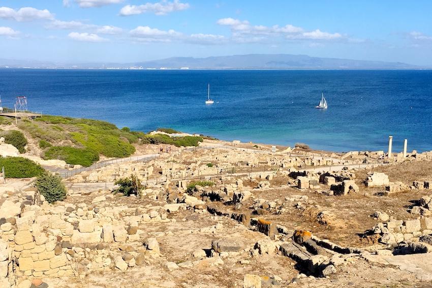 Tharros: phönizisch-punischen Ruinien