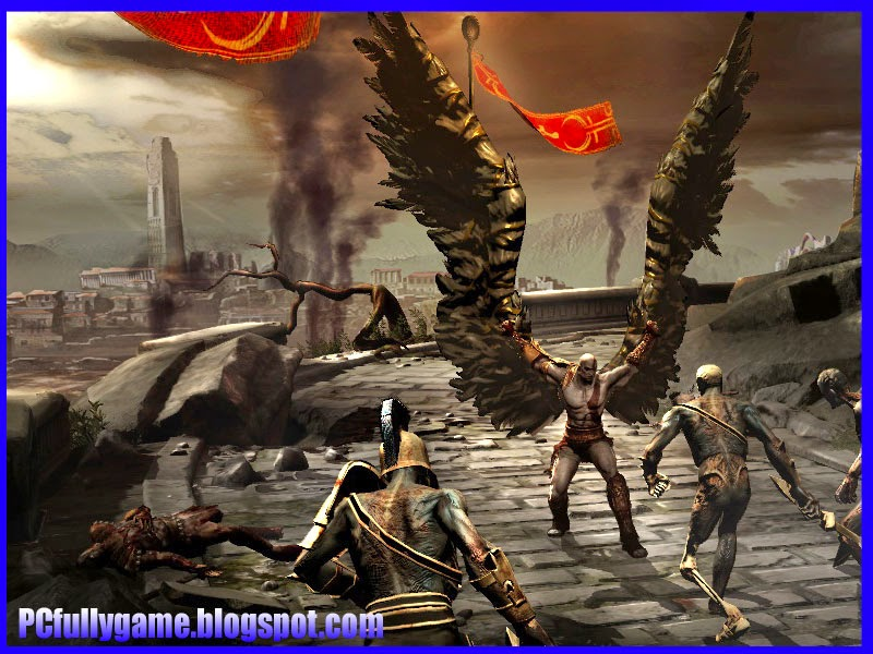 Mpx game god of war 3 pc