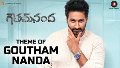 Goutham Nanda (2017) Full Movies Hindi - Telugu Download HDRip