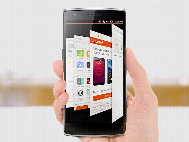 OnePlus One Ubuntu Edition