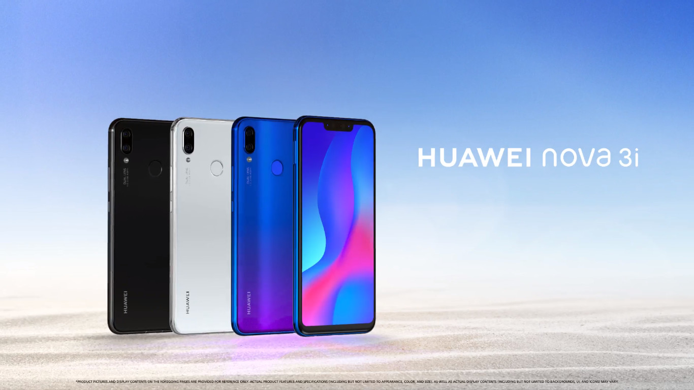 Huawei Nova 3i Specifications and Price – Femtoptech
