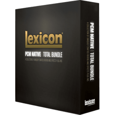 Lexicon - PCM Total Bundle Full version