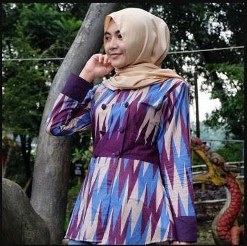 100  Desain Baju Batik Wisuda   15 Model Kebaya Untuk Wisuda
