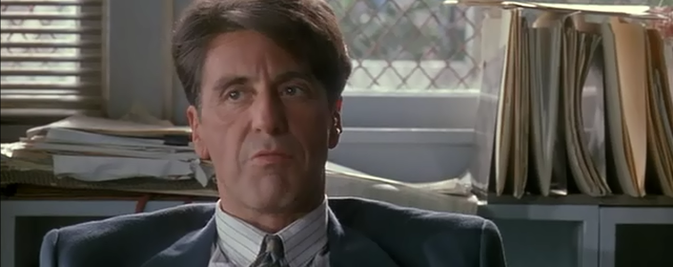 Best Actor: Best Supporting Actor 1992: Al Pacino in ...