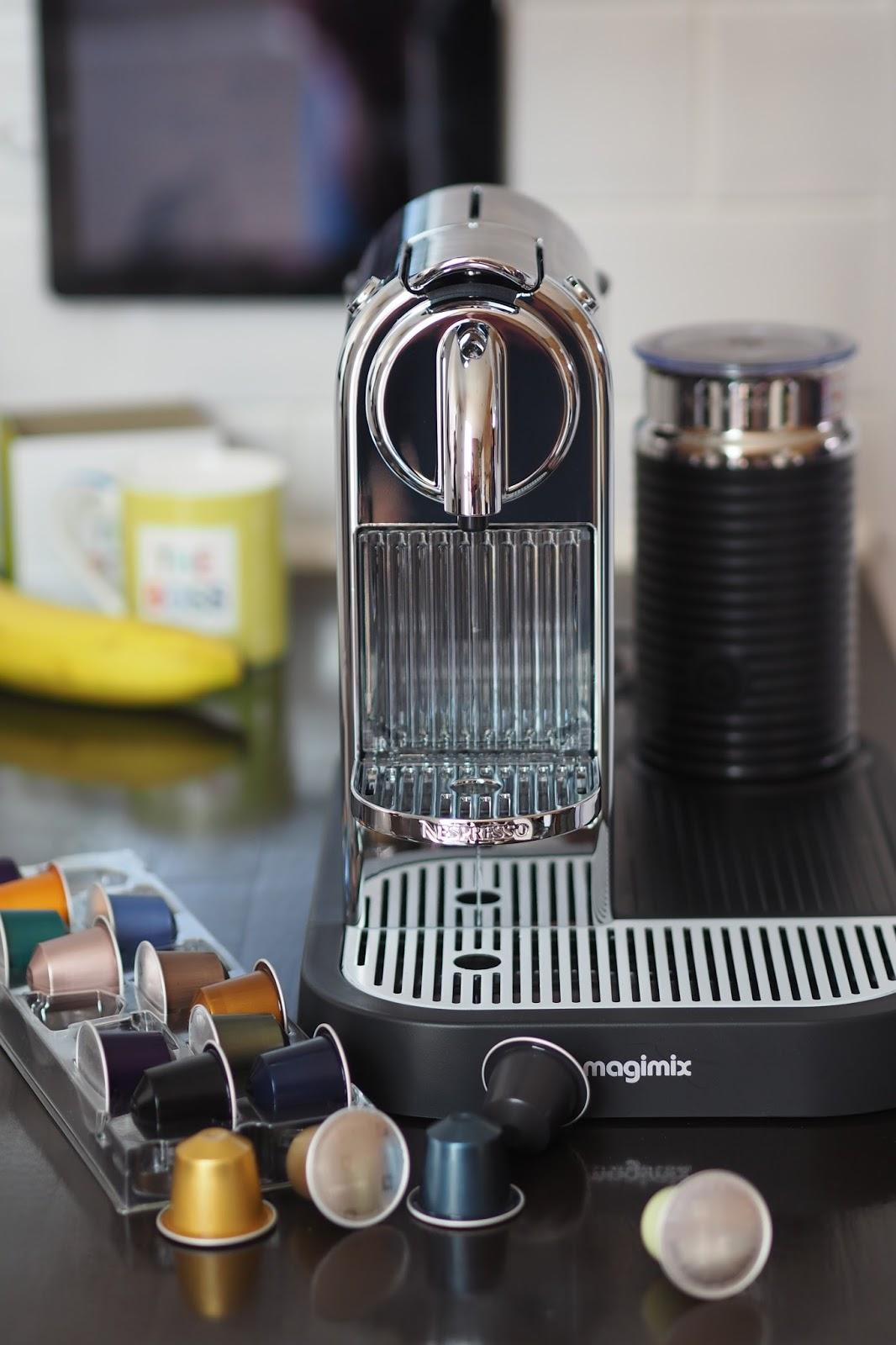 Magimix Nespresso Citiz