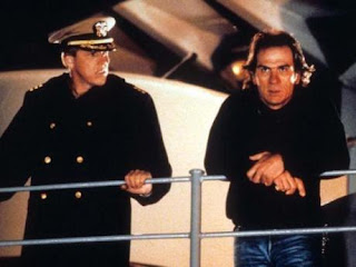 Gary Busey Tommy Lee Jones Under Siege 1992 villains