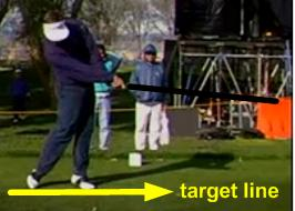 Fred Couples Golf Swing Driver Release