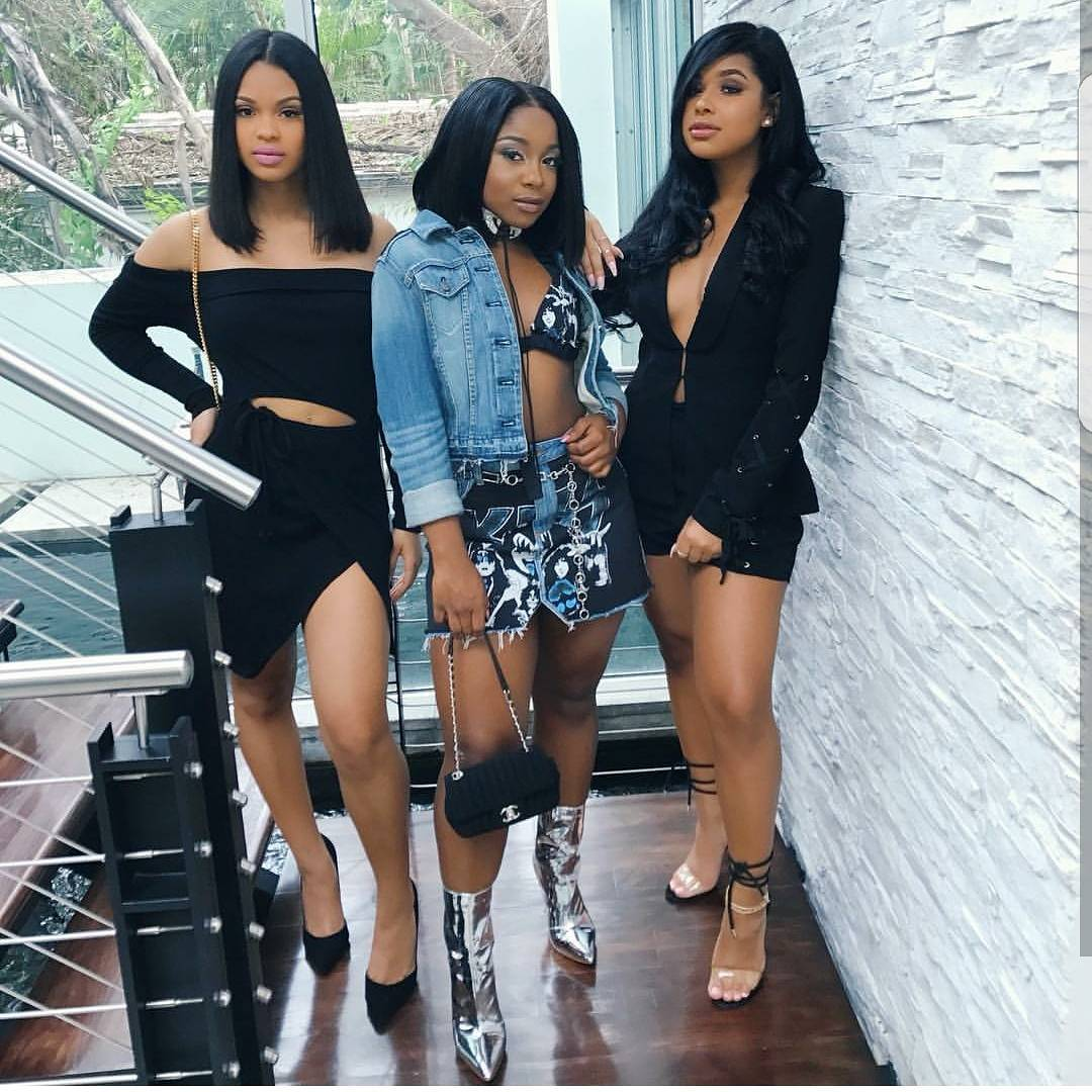 Lil Wayne's daughter shows off s3xy new look (photos ...