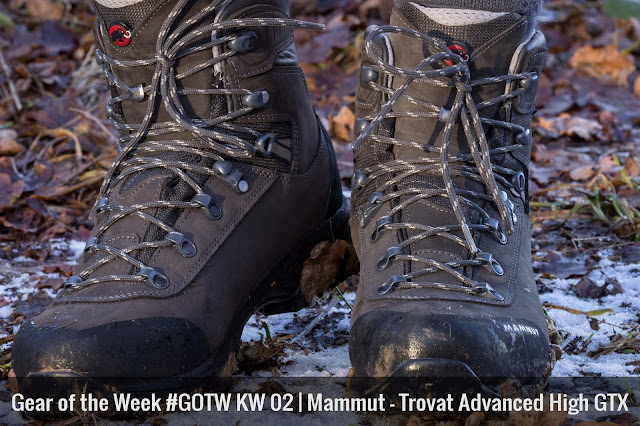 Mammut – Trovat Advanced High GTX Wanderschuhe 01