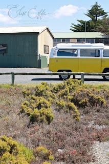 Combi Van Yellow - Hindmarsh Island