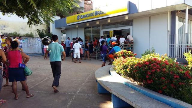 Resultado de imagem para agencia banco do brasil em esperantinopolis