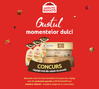 Castiga o bucatarie Alegra de la Casa Rusu + pachete cu produse Monte Banato