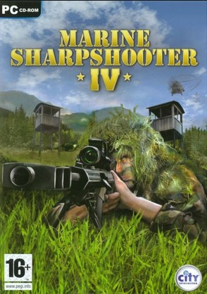 Marine Sharpshooter 4 PC Full (MEGA) Descargar