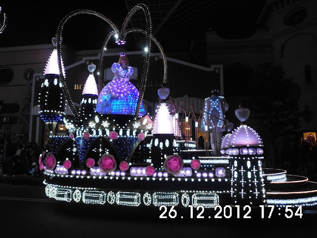 Beauty Magical Starlight Parade USJ