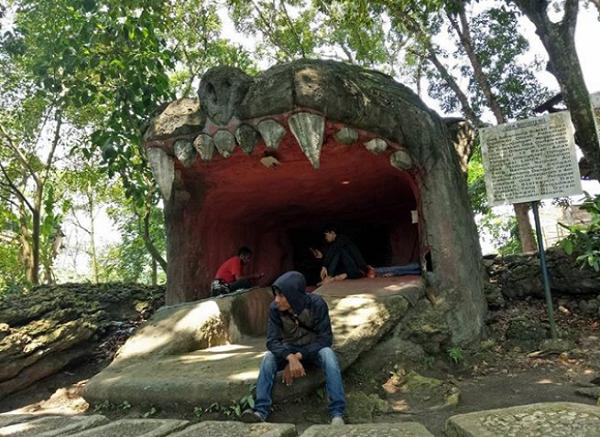 Wisata Alam Bogor Goa Gudawang