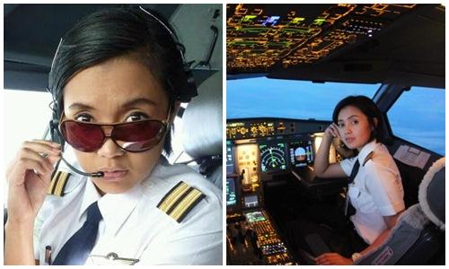 Pilot Cantik