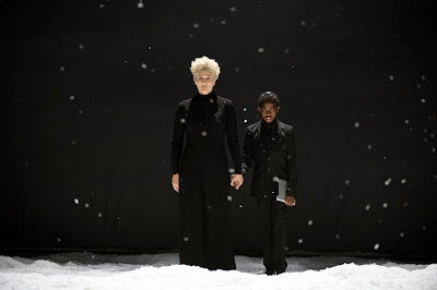 Britten:War Requiem - Emma Bell, Olufemi Alaka - English National Opera - (Photo Richard Hubert Smith)