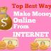18 Ways to Earn Money Online