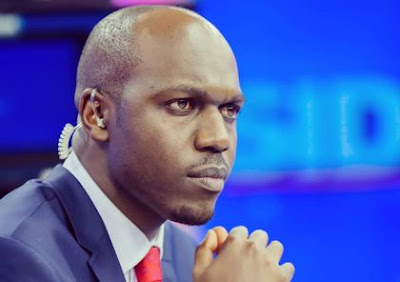 Larry Madowo photo. PHOTO | Courtesy