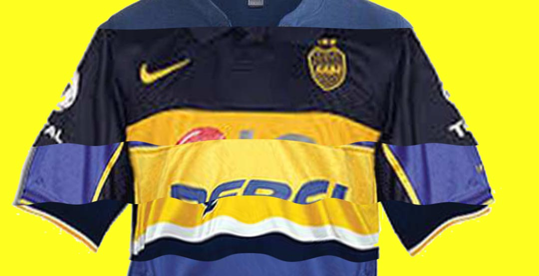 premium selection 52753 ef67e Nike To Release Boca Juniors Mash-Up Kit? - Footy Headlines