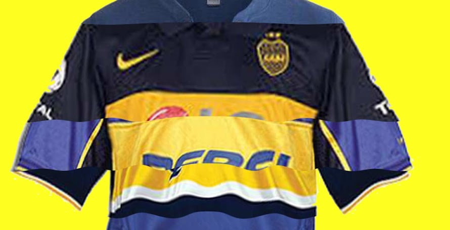 Nike To Release Boca Juniors Mash-Up Kit 3a391e69f