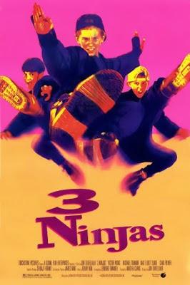 3 Ninjas – Uma Aventura Radical Dublado