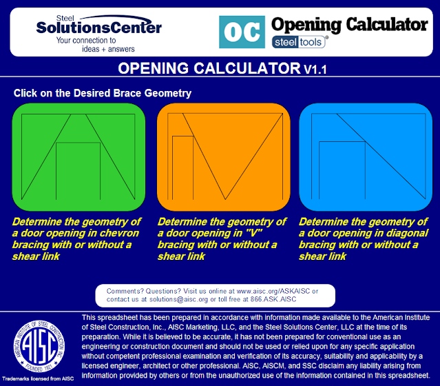 Opening Calculator