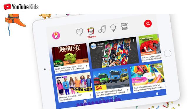 Google-YouTube-Kids-contendido-niños