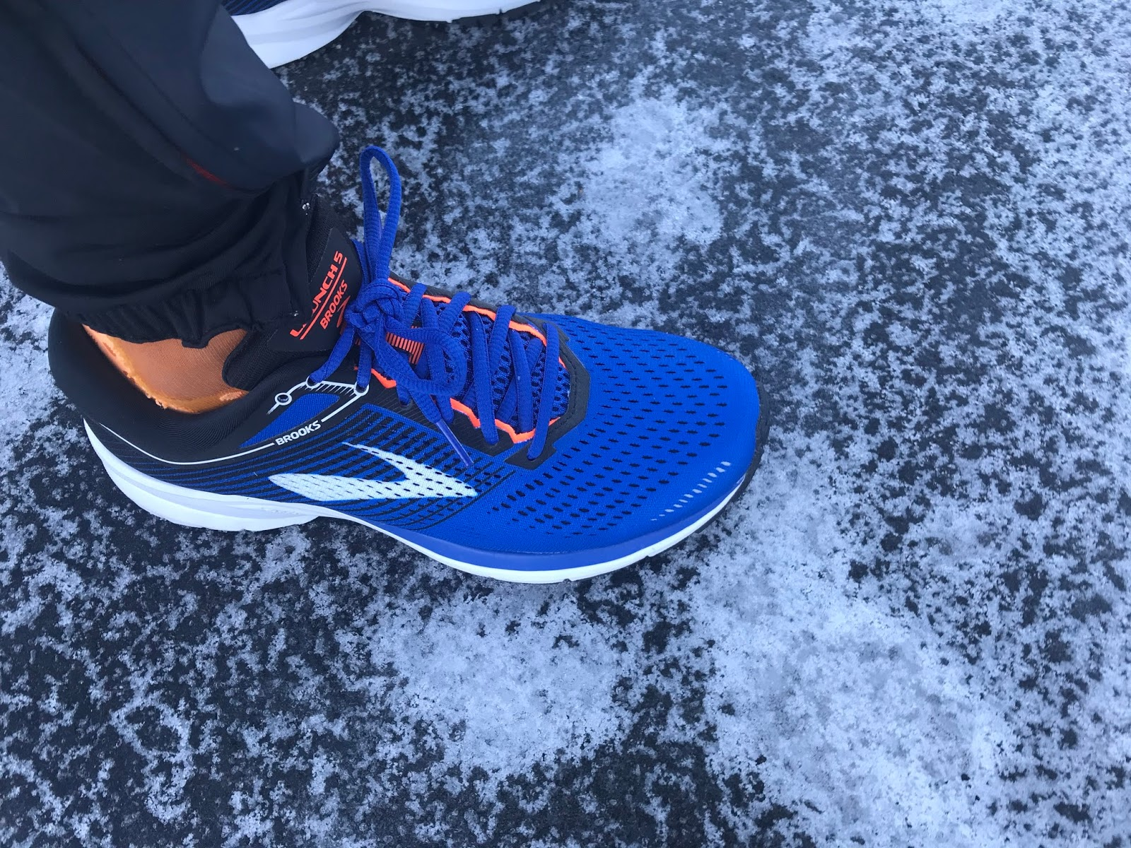 3b80aab198736 Road Trail Run  Brooks Running Launch 5 Review  A New Upper Relaxes ...