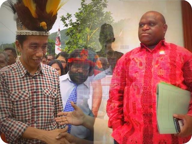 Natalius Pigai Nilai Presiden Jokowi Tidak Mampu Selesaikan Masalah HAM Papua