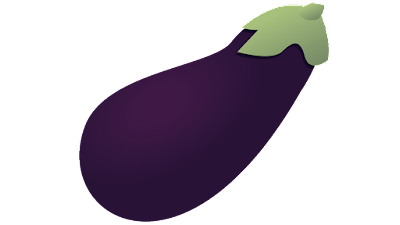 clipart of eggplant