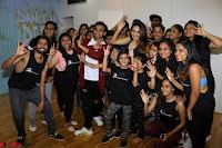 Kiara Advani Black Tank Top Tight leggings Tu Cheez Badi Hai Mast Mast~  Exclusive 12.JPG