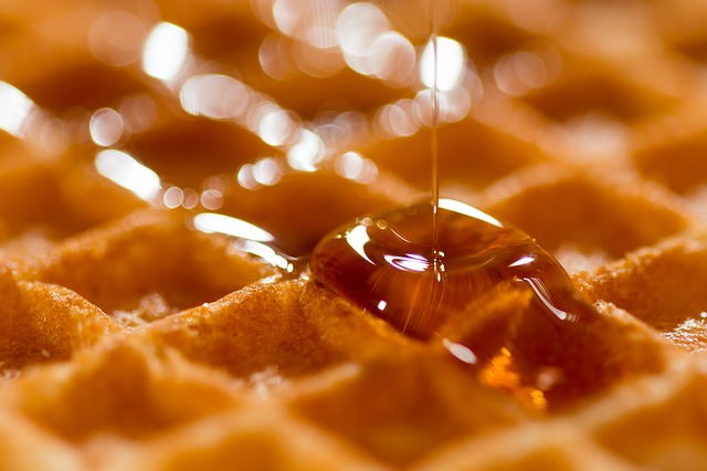 Syrup tastes good on more than just waffles in Canada.