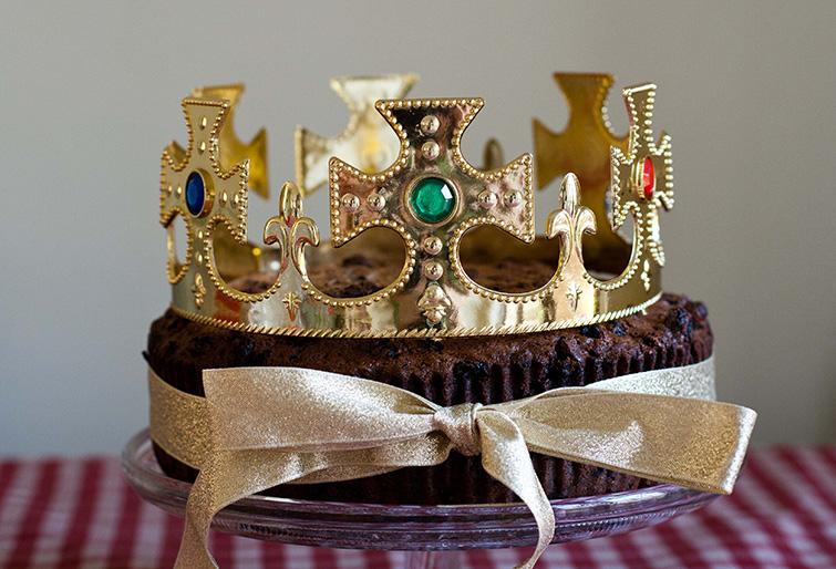 Twelfth Night Cake Recipe Easy