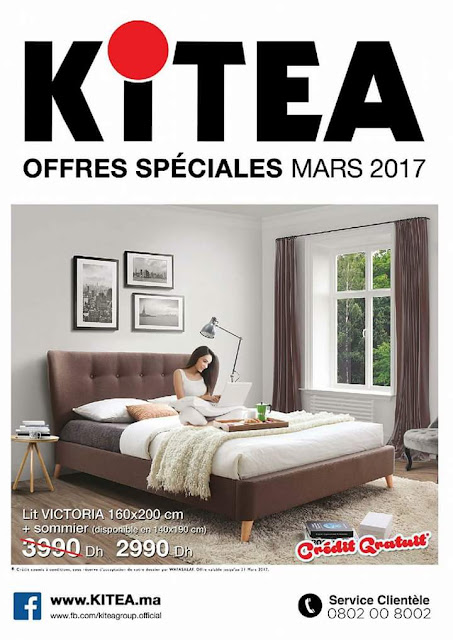 catalogue kitea mars 2017