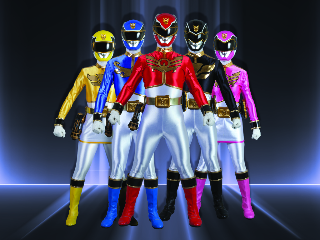 Planet Heroes: Power rangers megaforce