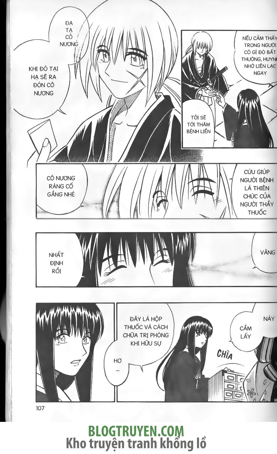 Rurouni Kenshin chap 253 trang 13