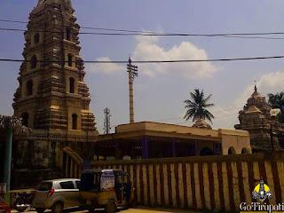 Subramanya Swamy Temple Bikkavolu