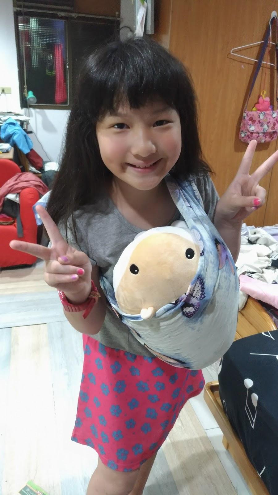 最愛105: 背娃娃上學去(母親節活動第一階段)