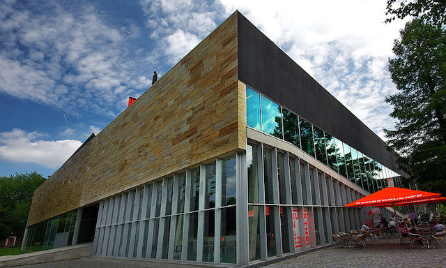 Museu Kunsthal em Roterdã