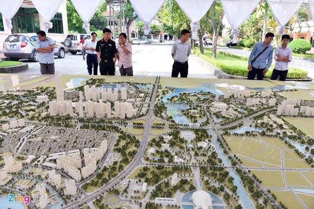 Quy hoạch cửa ngõ phía Bắc thủ đô Hà Nội