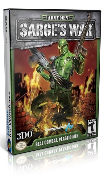 Army Men Sarge`s War PC Full Español Descargar DVD5