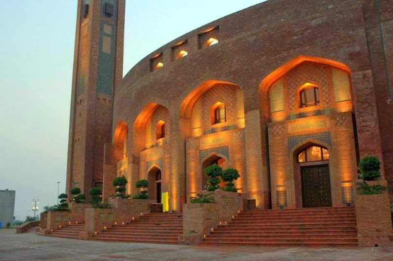 Allama Iqbal Wallpapers Hd Lovely Grand Mosque Of Bahria Town Lahore Pakistani