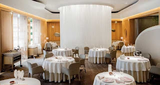 Alain Ducasse di Dorchester, London