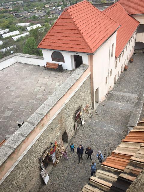 Castelul Palanok; Muncaci, Ucraina