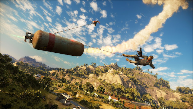 Just Cause 3 PC Game Full Version Free Download
