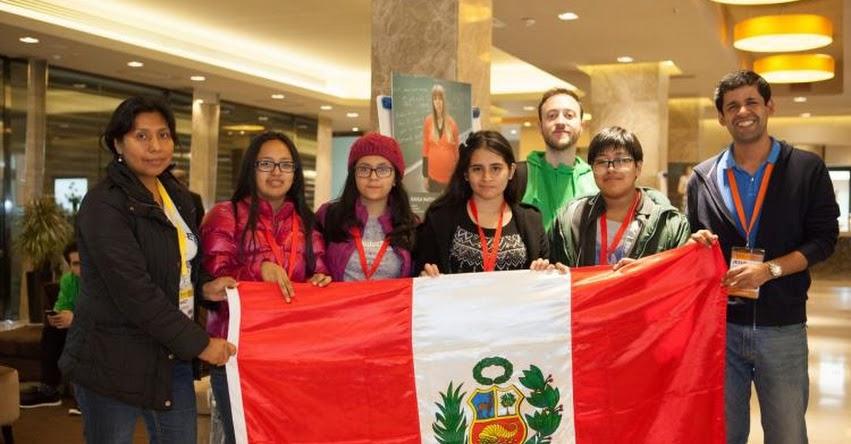 Escolar peruana logra medalla de oro en Olimpiada Mundial de Matemática - EGMO, realizado en Italia
