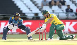 SL vs SA 1st ODI highlights 2019