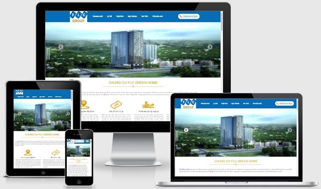 Blog bất động sản chuẩn SEO 1 dự án FLC Group