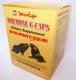 Hải cẩu hoàn Hormone G Caps 120 viên